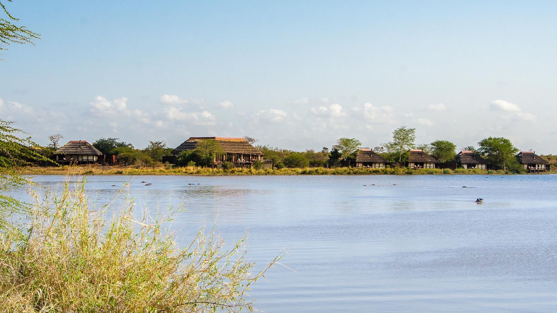 Camp Shawu Kruger