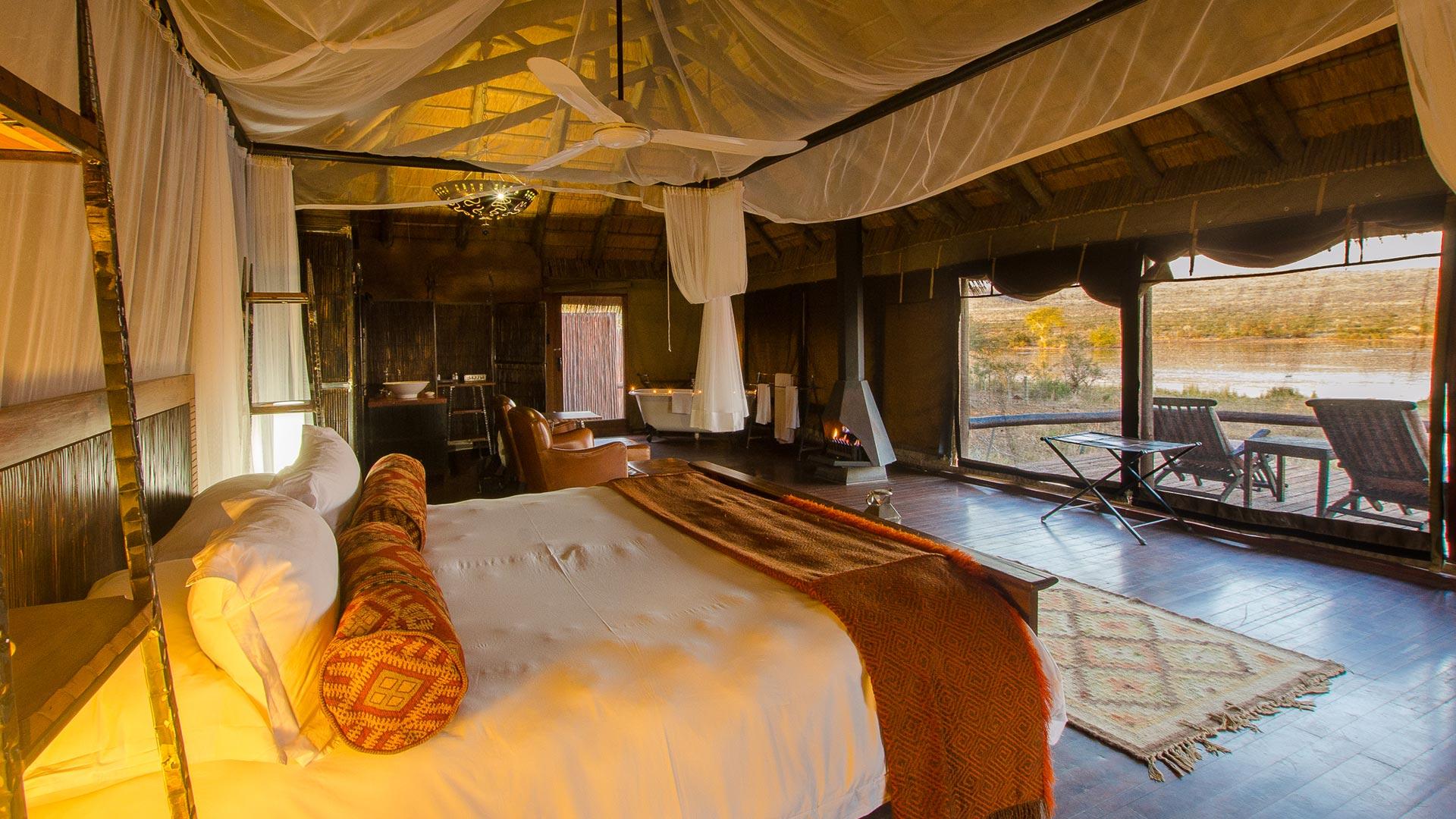 Camp Shawu Kruger National Park Lodge